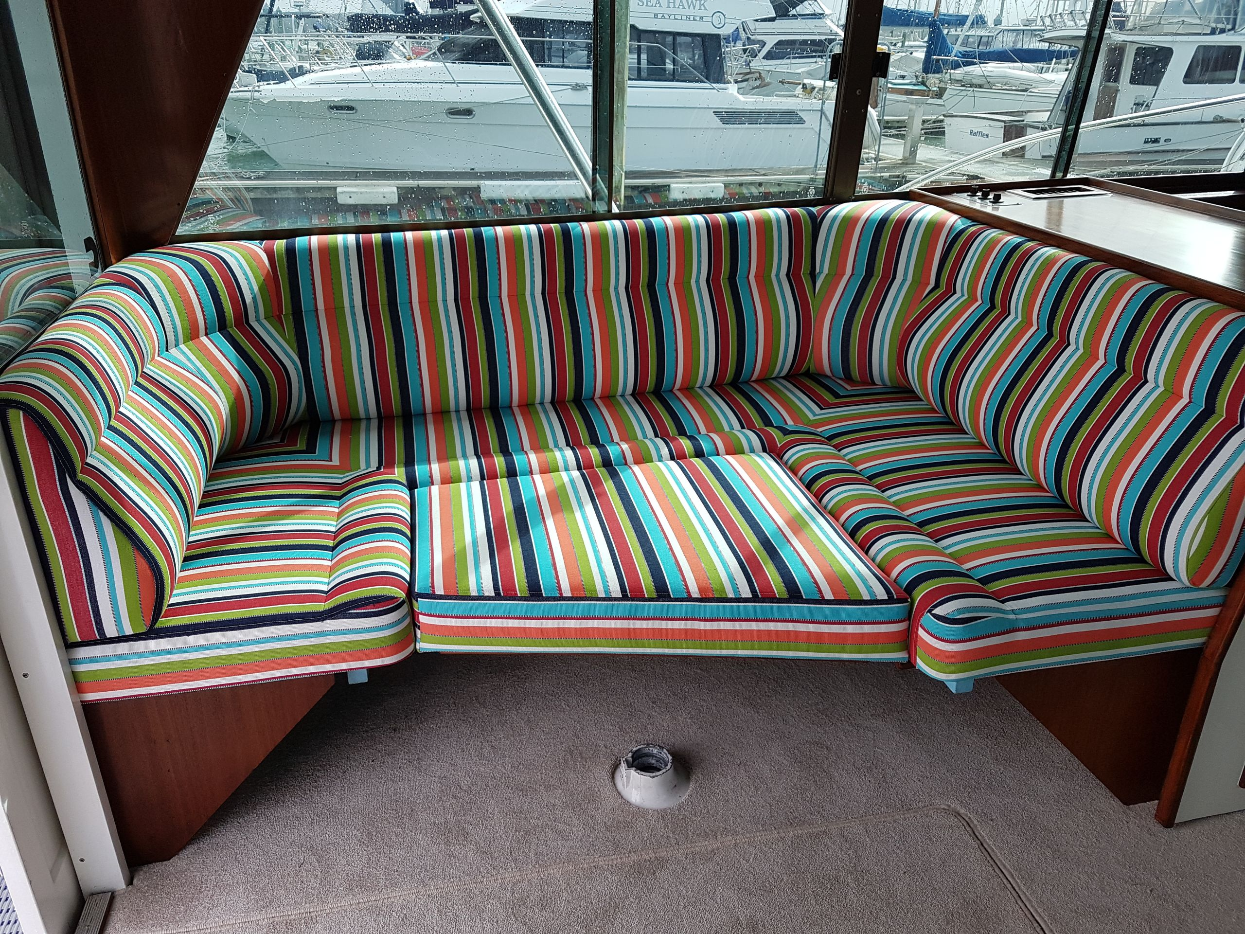 Upholstery Design And Manufacture Boat Covers Upholstery Clears And Accessories For Marine Residential Commercial And Automotive Auckland West Auckland Upholstery